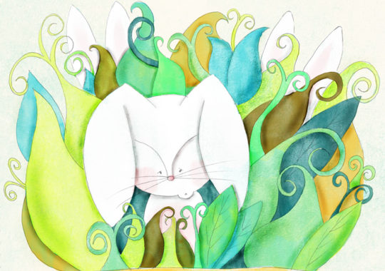 "Cuento en inglés: ""The bunny without ears"" 7"