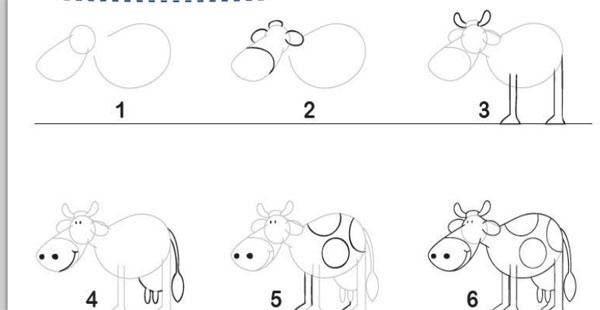 Cómo Dibujar A Lápiz Guía Máxima: Animal Facil De Dibujar