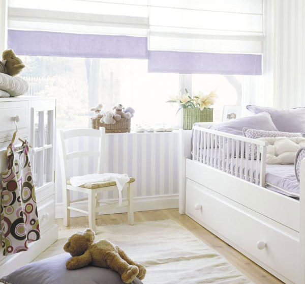 10 ideas para decorar la habitaci n del beb for Organizacion de la habitacion del bebe