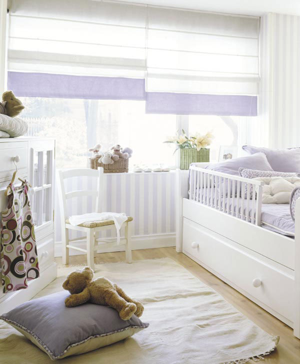10 ideas para decorar la habitaci n del beb pequeocio - Ideas para decorar el cuarto del bebe ...