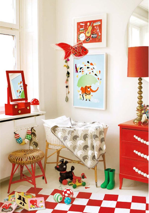 10 ideas para decorar la habitaci n del beb - Ideas decorar habitacion infantil ...