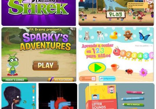 6 apps educativas para niños