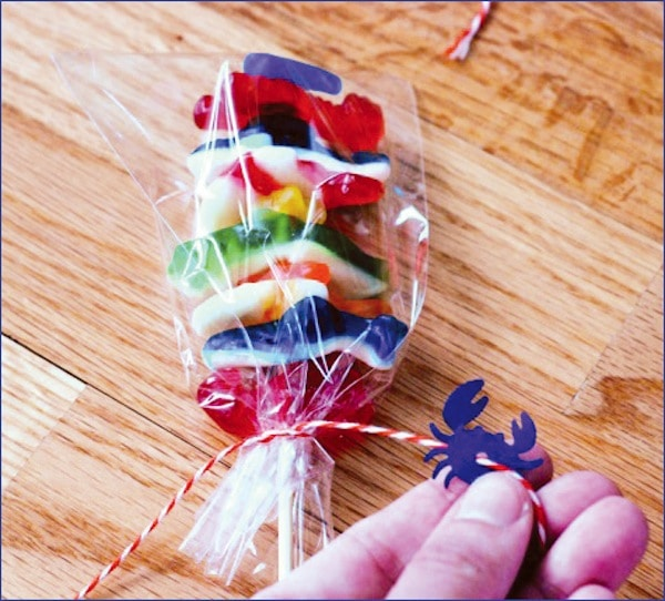 95dc71891 Receta fácil para cumpleaños infantiles: brochetas de chuches