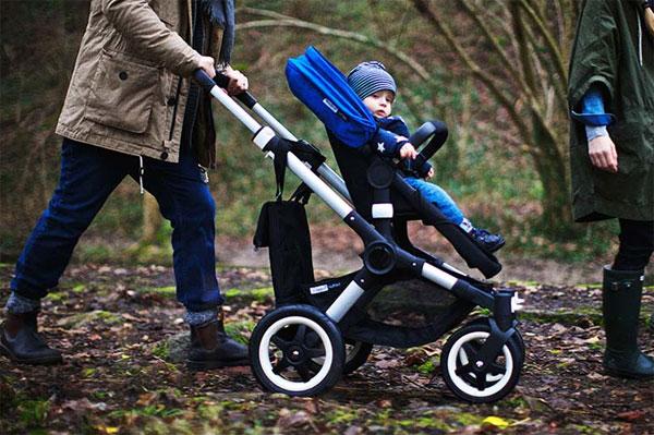 Bugaboo buffalo un cochecito de beb s todoterreno for Bebe 3 meses silla paseo