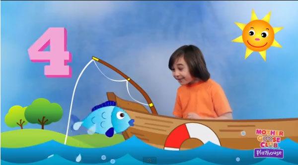 Canciones infantiles animadas en inglés: Mother Goose
