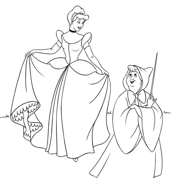 Dibujos Para Colorear De Disney Minnie Mouse Pequeocio Com