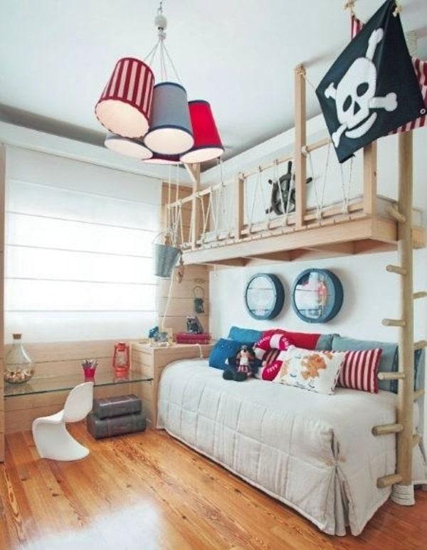 habitacion infantil piratas 5