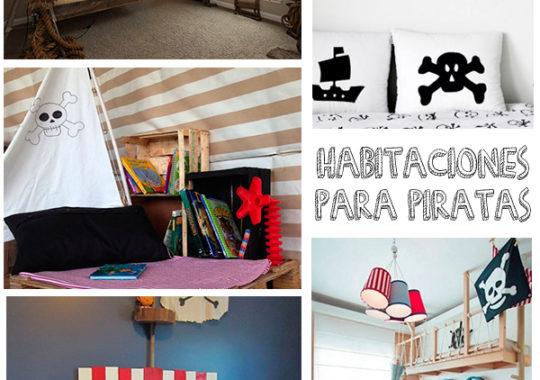 7 habitaciones infantiles para piratas 1