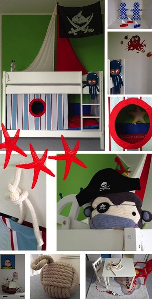 habitacion infantil piratas 6