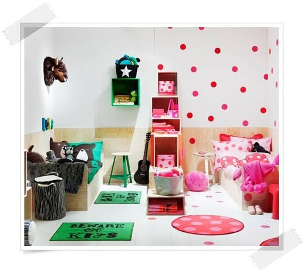 Dormitorios infantiles nia affordable habitacion for Decorar habitacion infantil nina