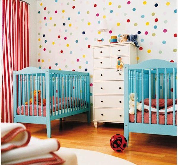 Como Decorar La Habitacion De Bebes Gemelos Pequeociocom - Bebes-decoracion