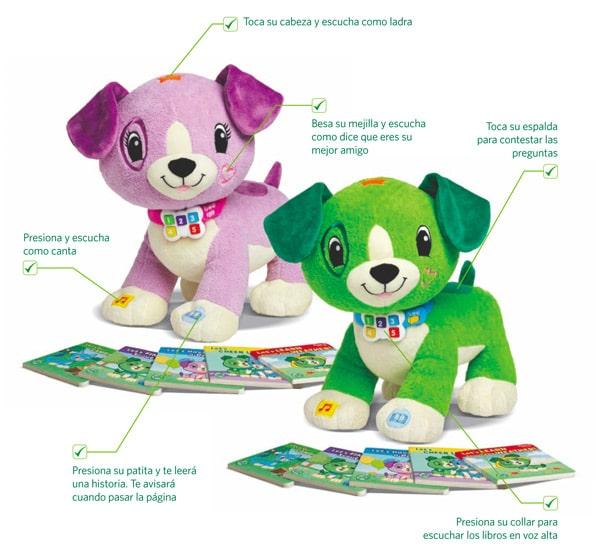 Scout, ¡un juguete educativo e interactivo!