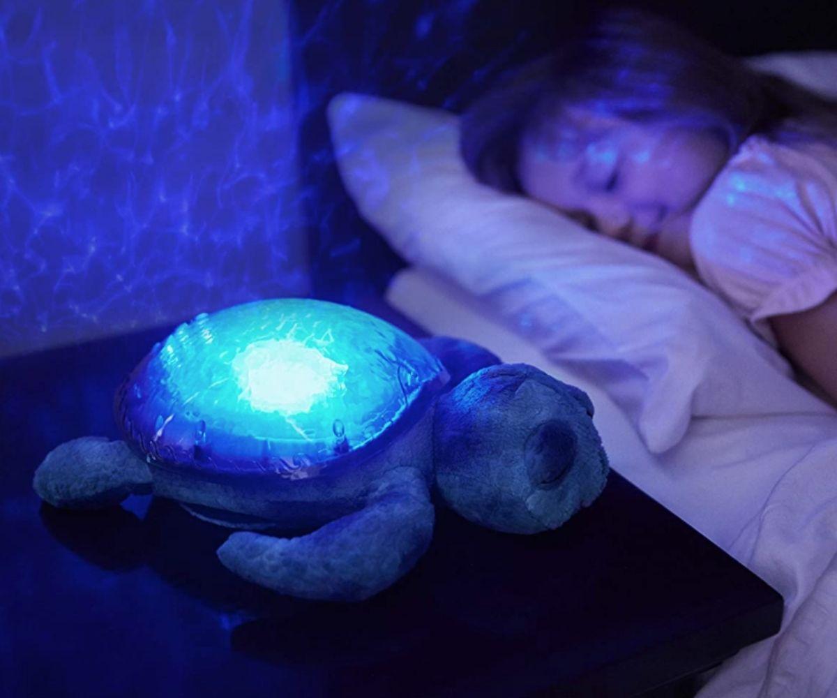 lámparas y proyectores infantiles quitamiedos