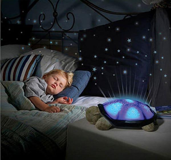 lámparas infantiles quitamiedos