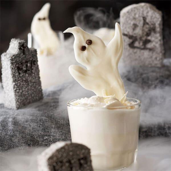 5 recetas de Halloween para hacer con niños