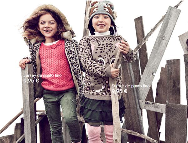 HyM Niños para el otoño invierno 2013-2014