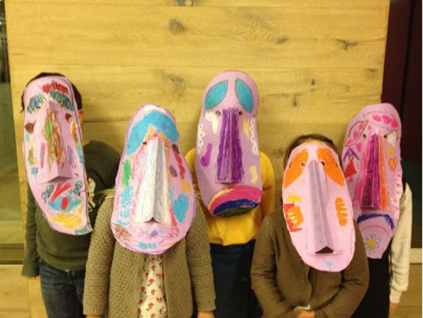 Talleres creativos para niños en Barcelona