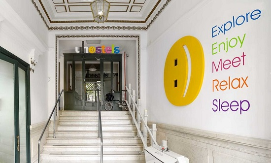 Uhostels Madrid