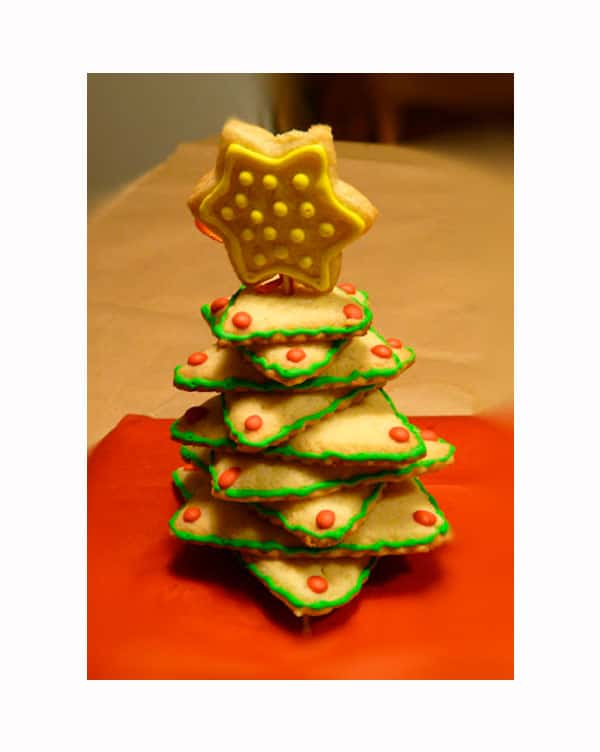 recetas de galletas de navidad originales