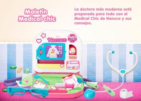concurso medicos nenuco