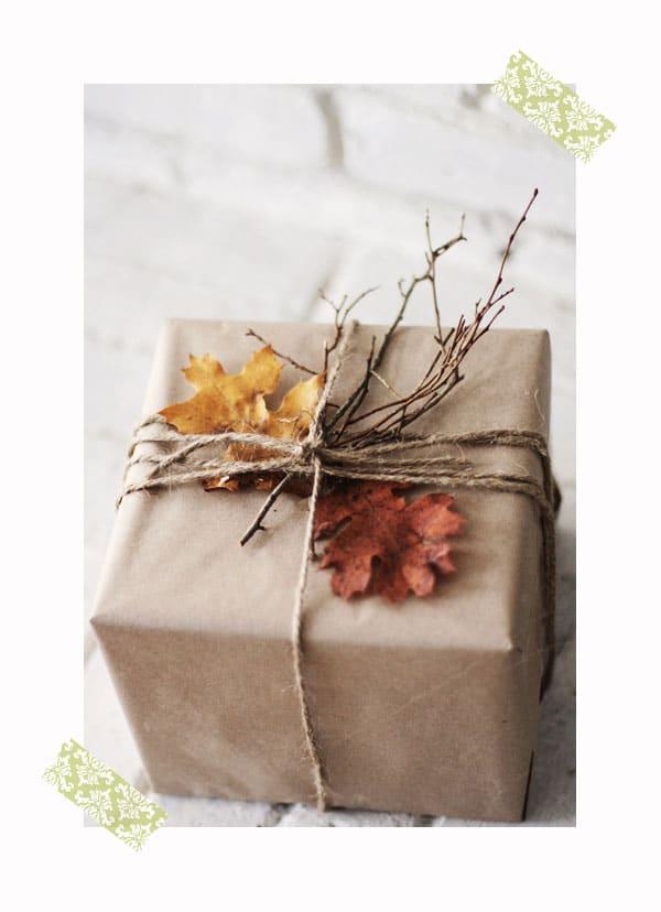 cómo envolver regalos originales