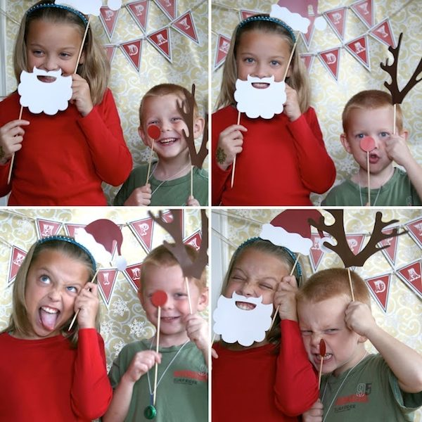felicitaciones navideñas con fotos divertidas