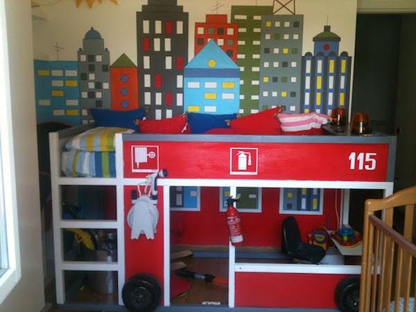 cómo personalizar las camas infantiles Ikea