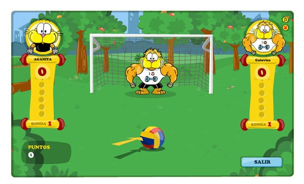 Rápido biología Tiempo de día  Mundo Gaturro, un divertido juego online para niños | Pequeocio