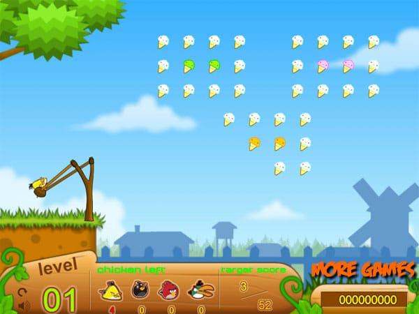 Juegos gratis Angry Birds