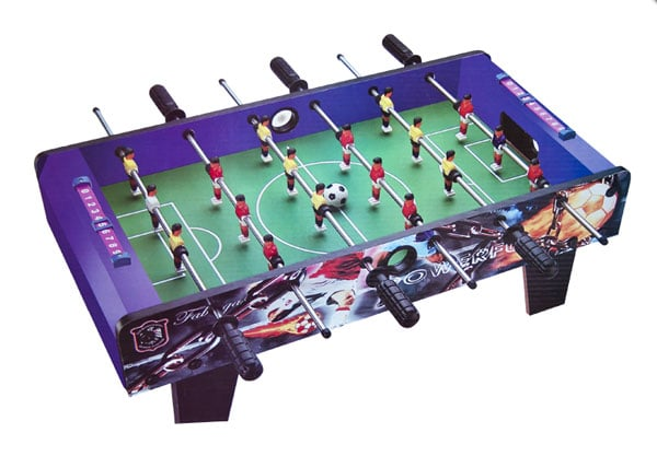Juguetes para Navidad: Futbolínes ¡para todos los gustos!