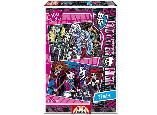 Selección de juguetes Monster High