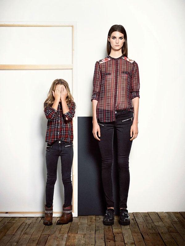 Mini Me, moda para mamás e hijas de Mango