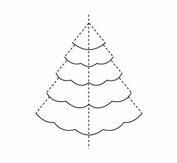 Tarjeta de navidad hecha a mano pequeocio - Como hacer targetas de navidad ...