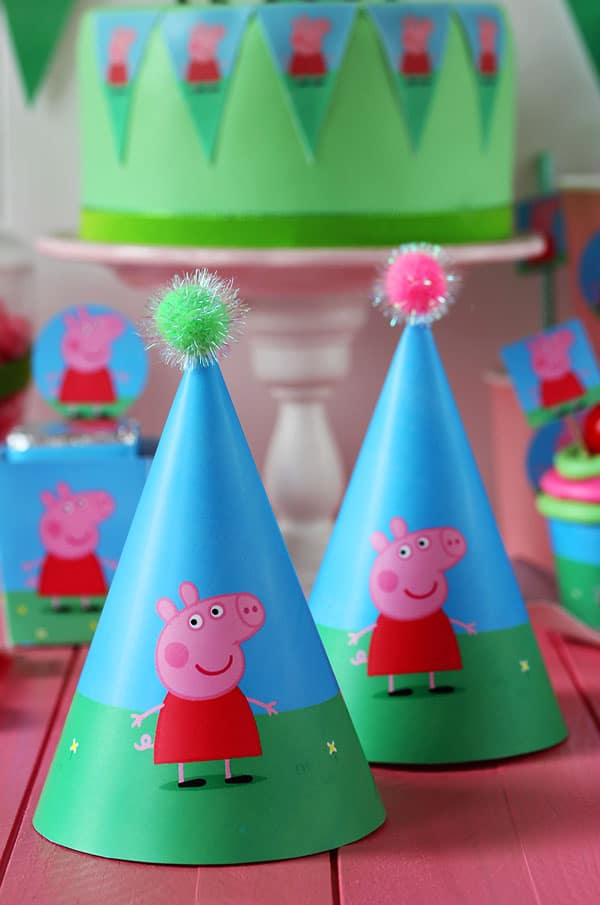 fiesta peppa pig gratis