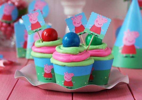 Fiesta para niños Peppa Pig