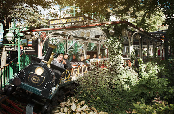 Jardines de t voli el parque tem tico m s antiguo for Jardin tivoli