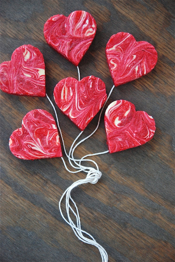 5 recetas dulces para San Valentín 2