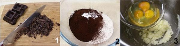 cómo preparar galletas de chocolate fáciles