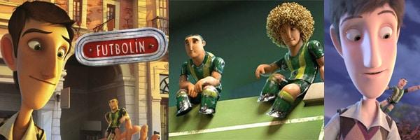 futbolin pelicula infantil