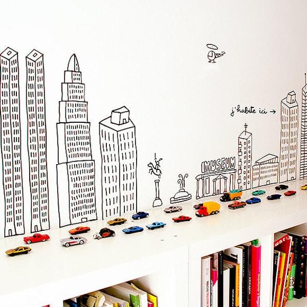 librerias para la habitacion infantil
