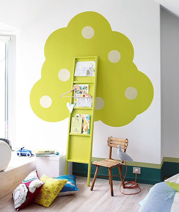 10 librer as originales para la habitaci n infantil. Black Bedroom Furniture Sets. Home Design Ideas