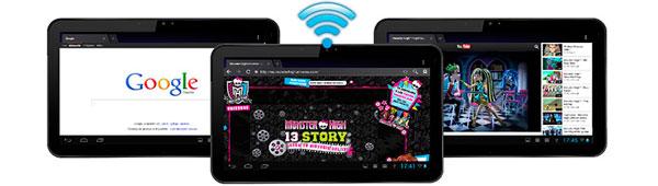 tablet monster high niñas