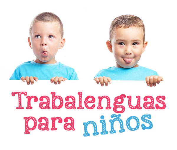 20 trabalenguas cortos para niños ¡divertidos! | Pequeocio.com