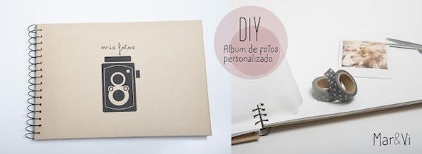 Un lbum de fotos personalizado pequeocio - Album de fotos personalizado ...