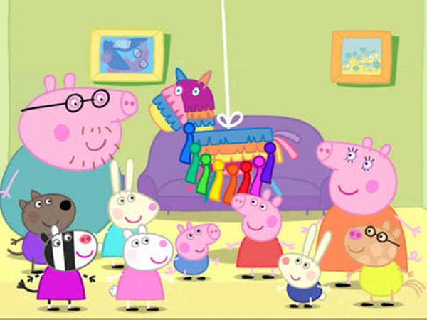 Peppa Pig Party Time