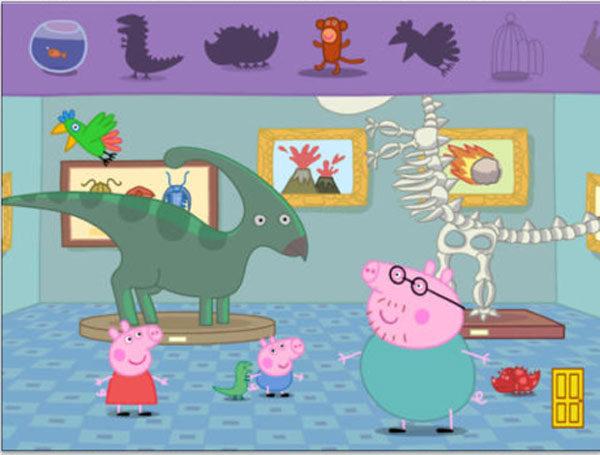 3 divertidas apps de Peppa Pig