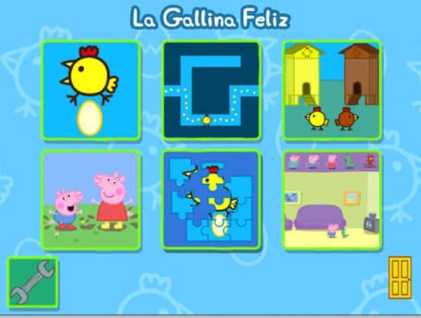 3 divertidas apps de Peppa Pig  Pequeocio