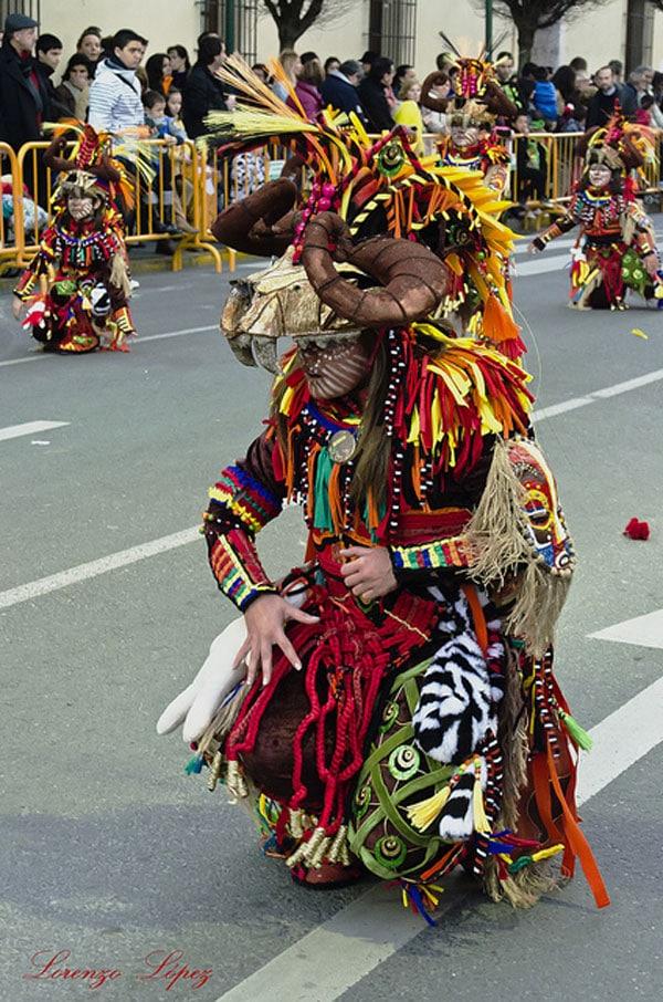 Carnaval en España: ¿a dónde viajar con niños?