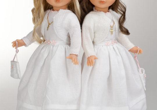 Regalo para Comuniones: muñeca Nancy Comunión 2014