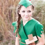 disfraz casero de Peter Pan